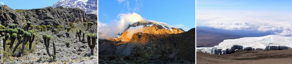Как называется самая высокая гора в африке